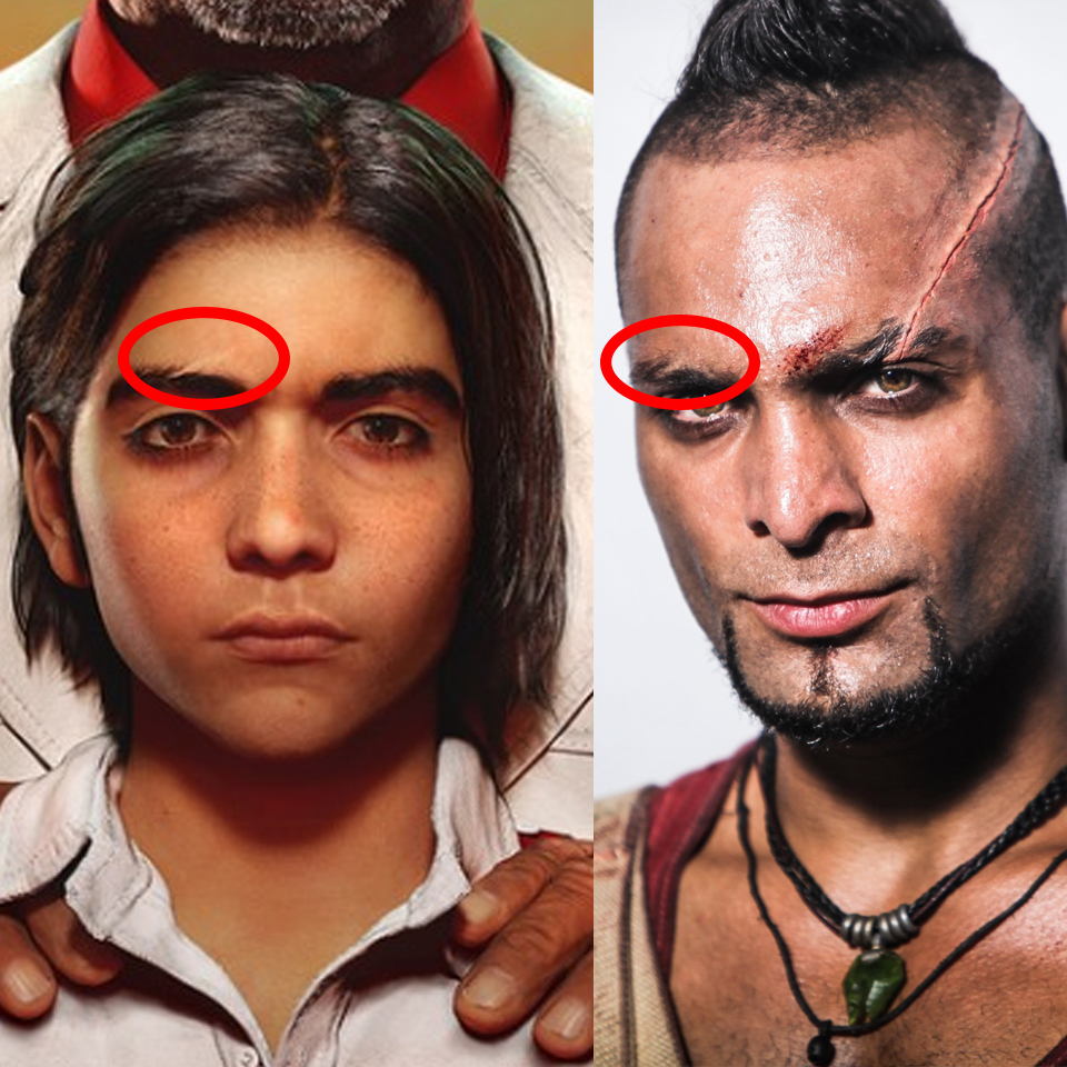 Joe Skrebels On Twitter So Is Diego In Far Cry 6 Meant To Be A Young Vaas From Far Cry 3