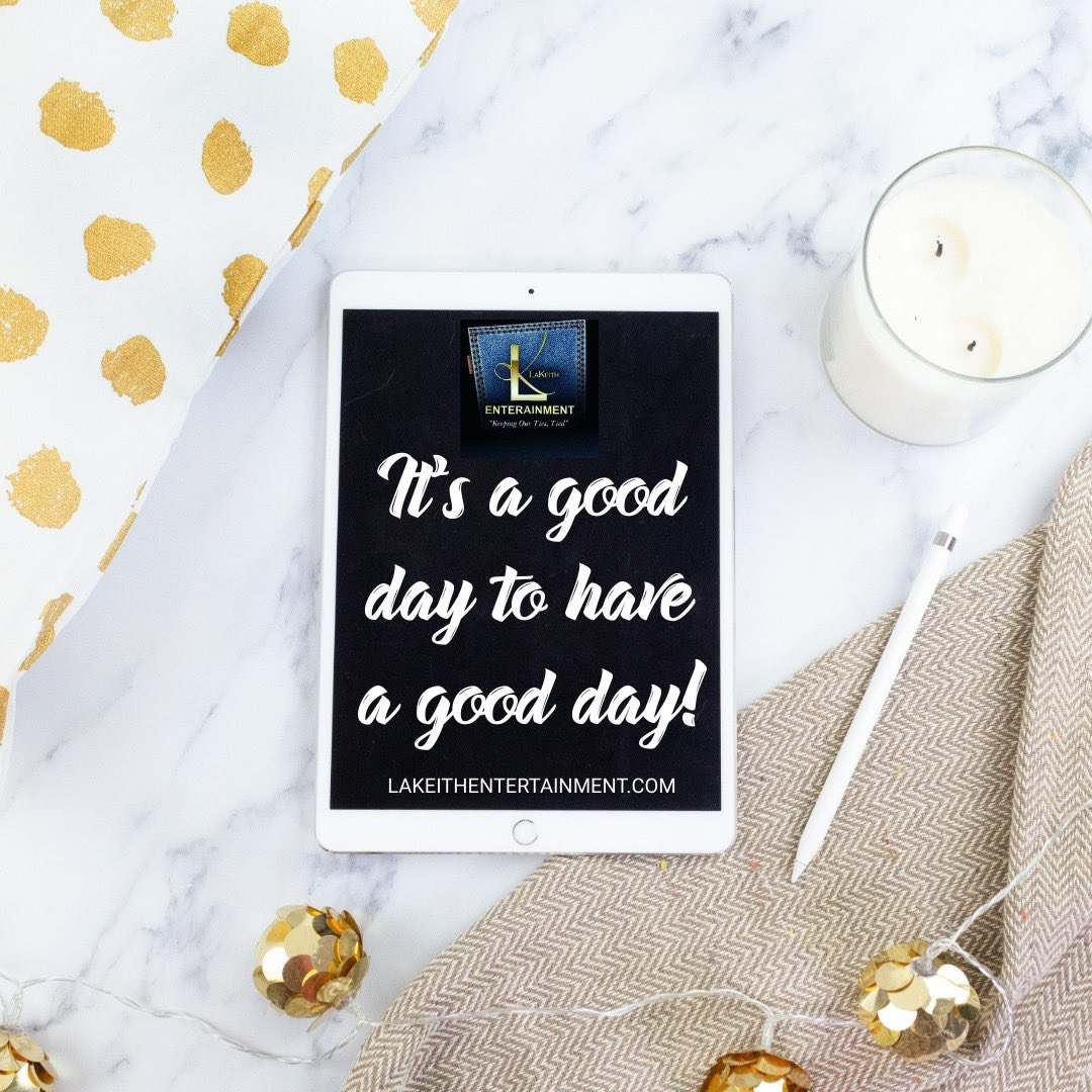 Just a little reminder to make the most of today#fridaymood #positivevibes #friday #itsagooddaytohaveagoodday pic.twitter.com/Ak8Nz8kGuq
