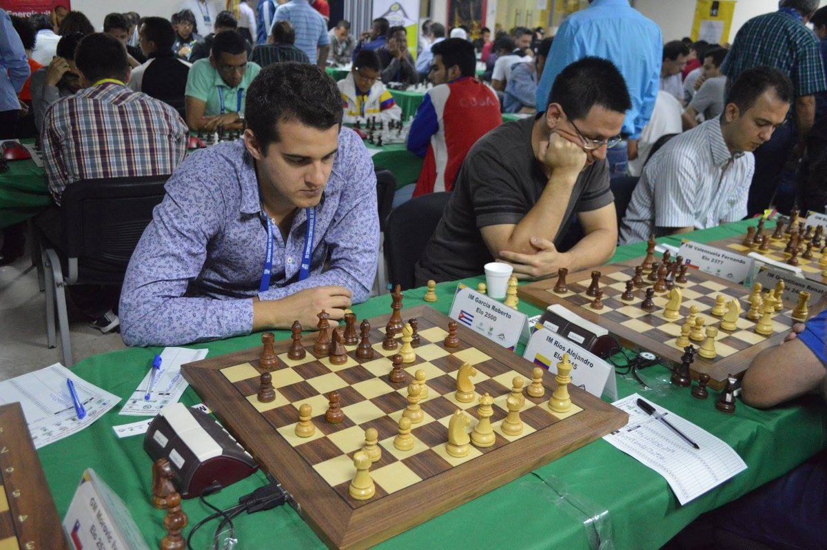 Convocado a un tribunal el GM de ajedrez Roberto Pantoja por denunciar impagos https://t.co/SHyFEVUuS5 https://t.co/wx7TKOPlDU