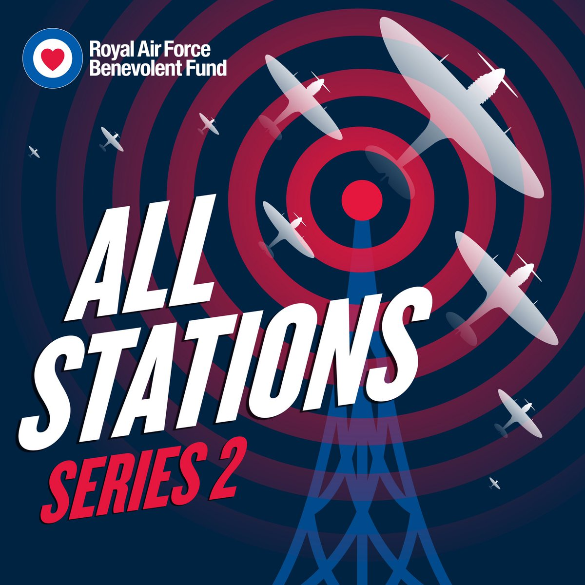 The #BattleofBritain began 80 years ago. Listen to the @RAFBF podcast series All Stations to discover what it was like to be an RAF Spitfire pilot, defending our skies. The #RedArrows are honoured to take part in the podcast - Reds 1 & 2 voice episode one: https://t.co/FcciNvZHNs https://t.co/ruJTnZPVbc