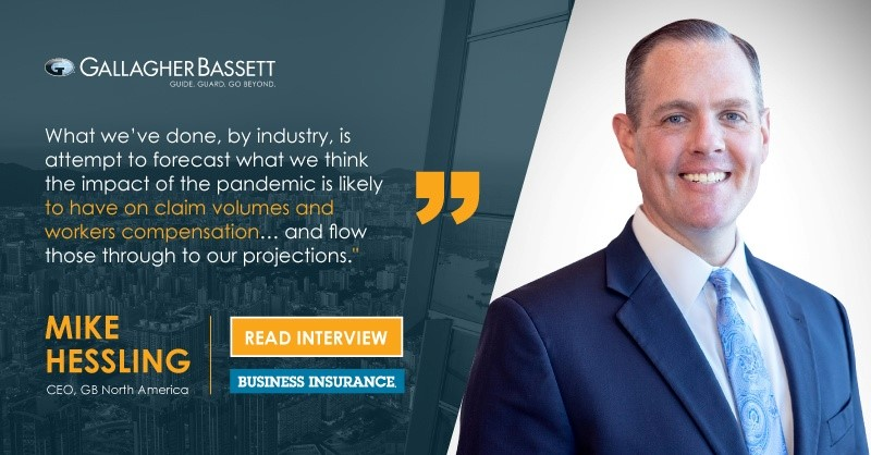#WorkComp insurers are wrestling with various state #COVID19 presumption laws as they strive to predict claims trends for the remainder of 2020 and into next year, experts say. @MikeHessling weighs in on this topic in @BusInsMagazine: bit.ly/2BQ8WVQ