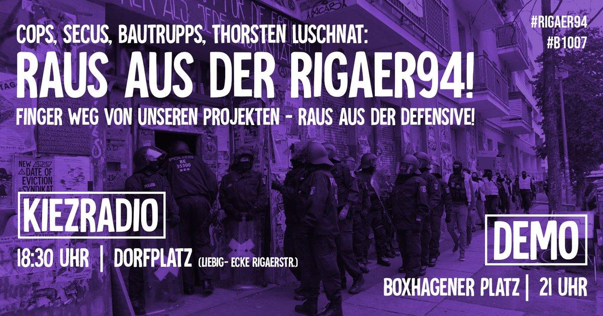 #Rigaer94