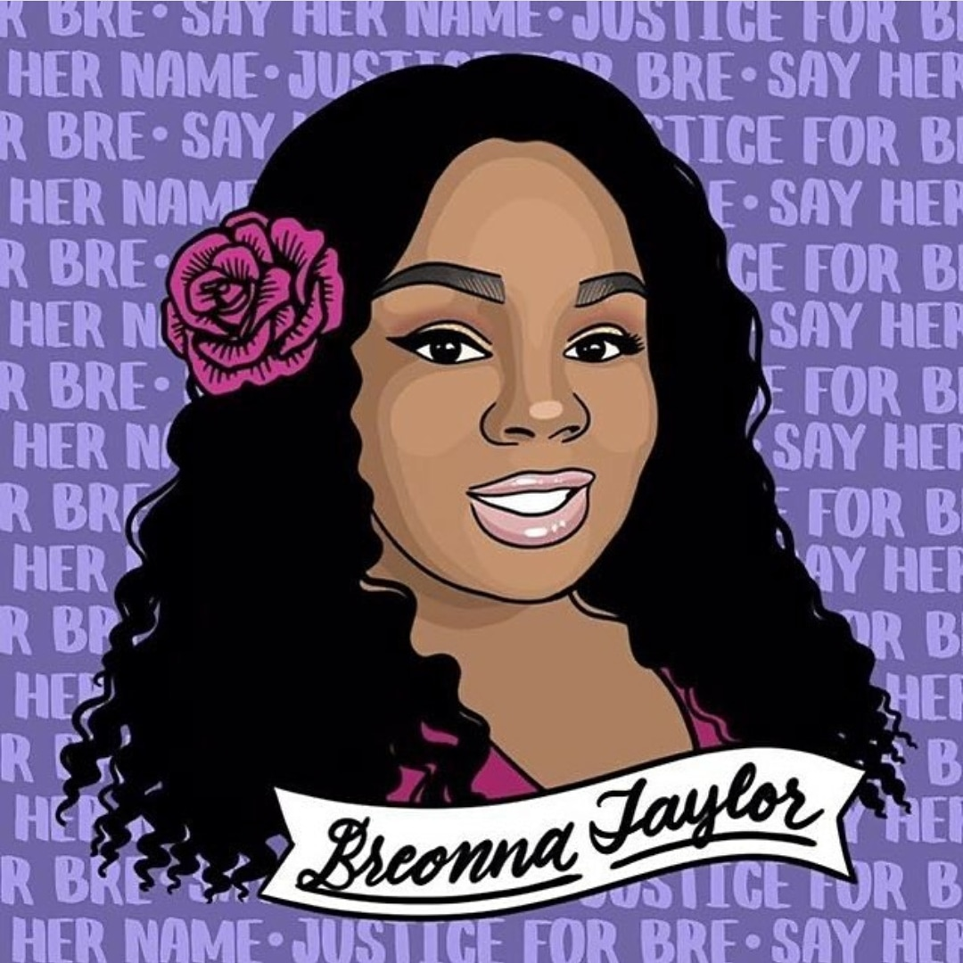 🗣 #theshowmustbepaused #enoughisenough #wenotdoneyet What if it was one of YOUR love one's? #BREONNATAYLOR✊🏾 Keep fighting for her, keep saying her name. Call, email, post, protest, harass our elected officials. DO SOMETHING. #keepsayinghername Breonna Taylor #HERlifemattered https://t.co/VOd0tBwJyS