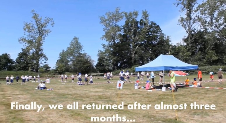 We are so proud of the resilience shown by the #StMargaretsFamily - from online learning to returning back to school.   This short film captures our story perfectly: https://www.wevideo.com/view/1770042956   #stmargaretsfamily #cognitaway pic.twitter.com/Q4qDFflI9k