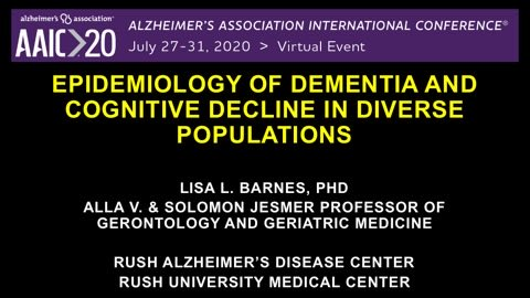 Please register for #AAIC20 this year and tune into my first plenary! Super excited to share some of the great work going on in the AD disparities space 👏🏽👏🏽😁 https://t.co/dlwifUkDkz