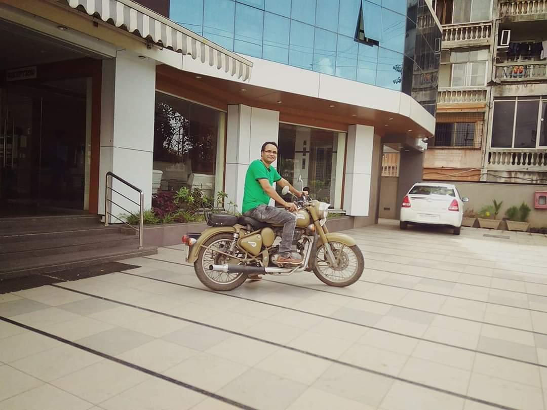 @DevprakashIRS's photo on #fridaymorning