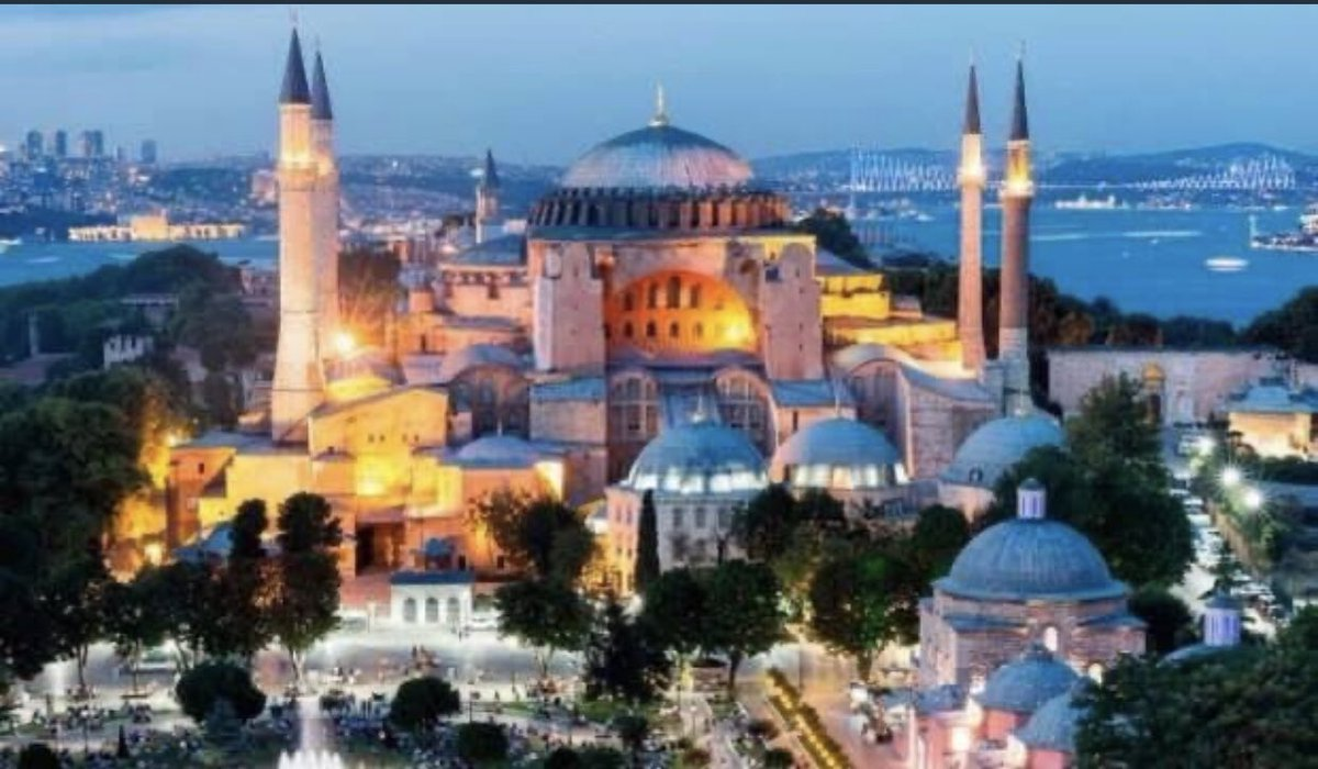 A sad day for Christians & for all who believe in a pluralist Turkey.  The decision to convert #HagiaSophia into a mosque will make life more difficult for Christians here and for Muslims in Europe.  Hagia Sophia was a symbol of our rich history.  Its dome was big enough for all. https://t.co/qkutrTZnP3