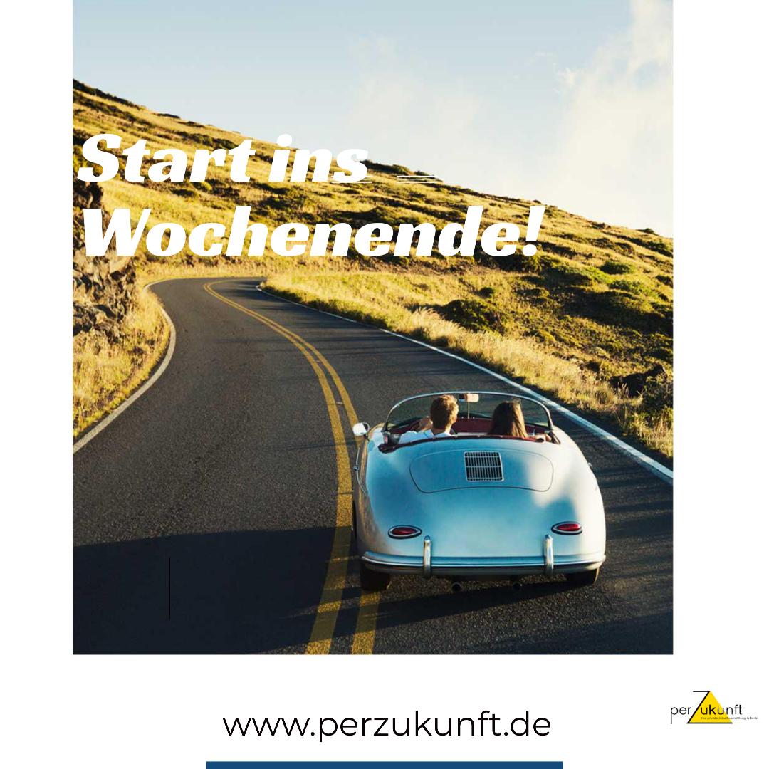 Habt einen schönen #Freitag und einen guten Start ins #Wochenende! https://t.co/41T75kbFB0  #Wochenende #start #perzukunft #job #berlin https://t.co/DQRIeIqsS6