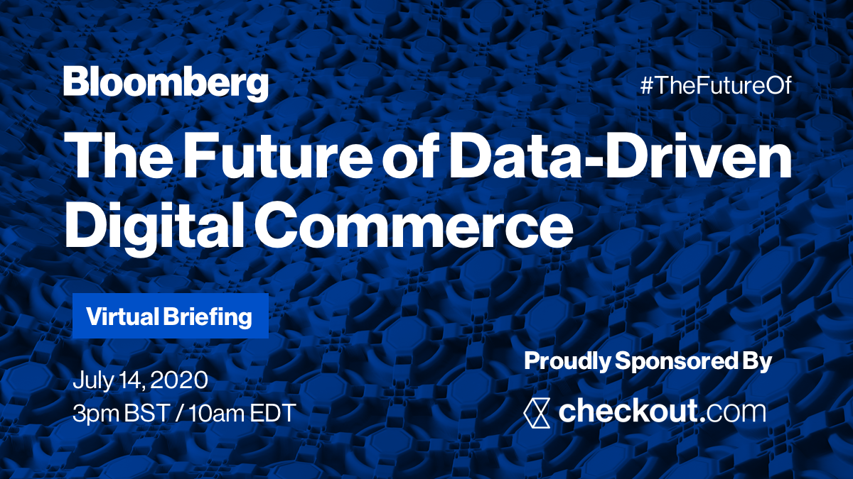 How can businesses use information gathered within the digital payments ecosystem to unlock innovation? At #TheFutureOf Data-Driven Digital Commerce were talking with executives from @Klarna, @Checkout, @StarlingBank and @zalando_uk. Register here: bloom.bg/38eCeck