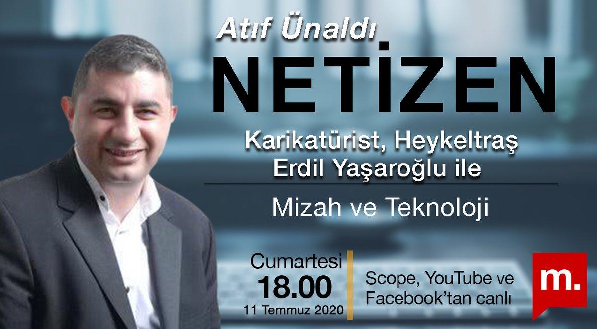 Bugün 18:00'de @erdilyasaroglu @atifunaldi https://t.co/22O320t7PT