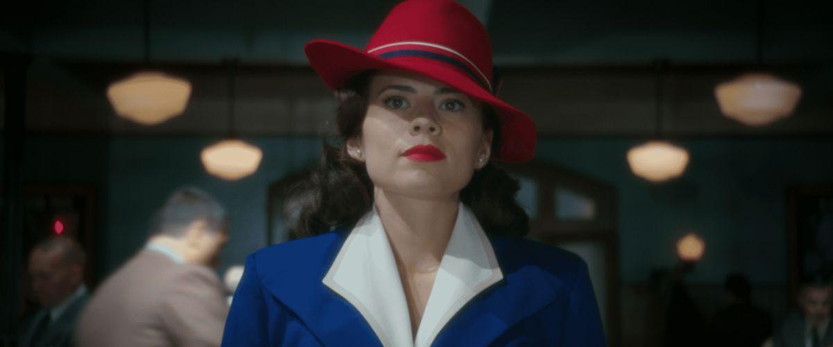Agent Carter (Disney+) : qu'aurait-il pu se passer dans la saison 3 ? Hayley Atwell a sa petite idée... https://t.co/DTPNFbcZcK https://t.co/DakVbx8CnE
