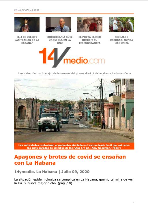 Nuestra edición impresa en PDF ya disponible para descargar #Cuba https://t.co/HkHgzzDrlu https://t.co/fuJL1MACqi