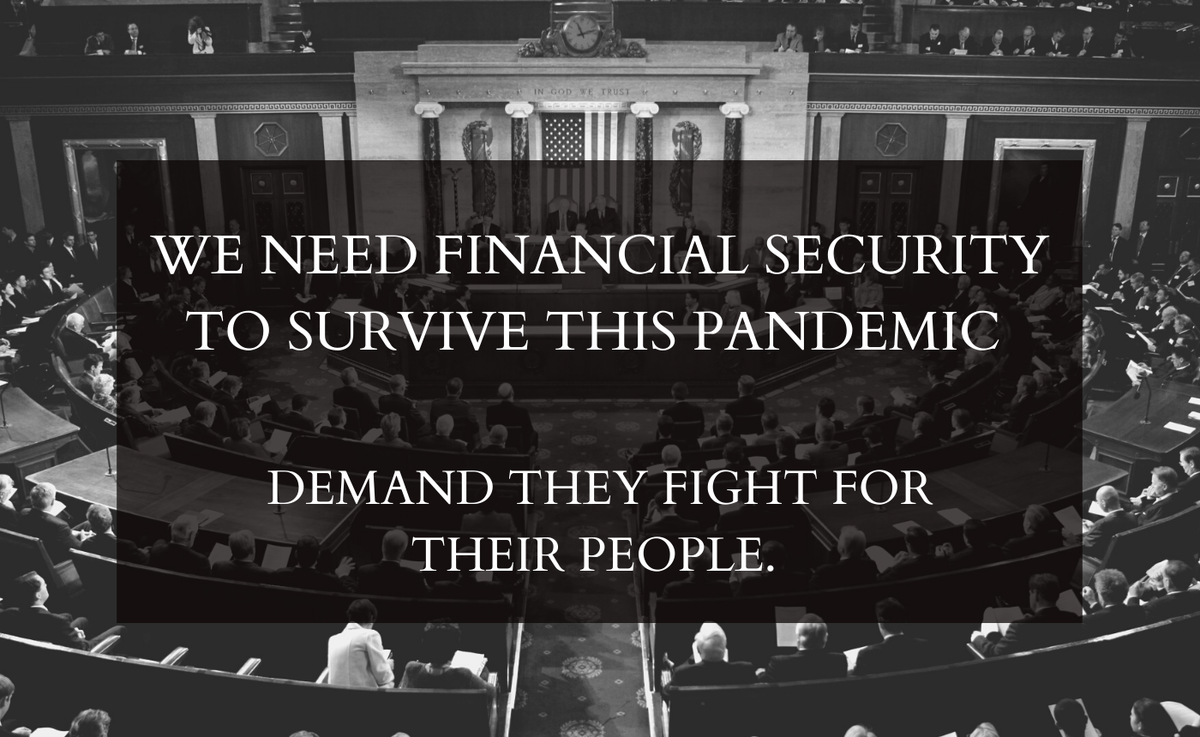 We need 10,000 people to send this letter to the senator by the end of today! It is important as tomorrow, we hand deliver these to the senators it is addressed to.   Banking on you to reach this goal: https://t.co/Ki0FB2DdCR https://t.co/ONisGoTCJS