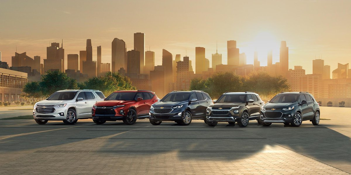 With a variety of versatile and flexible Cargo Management Systems, our Family of SUVs is up for any job and every adventure. https://t.co/muv24haCAy
