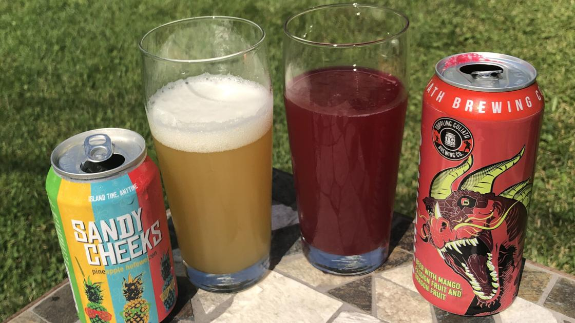 Beer Baron: 2 fruit beers that hit on the trend of the summer dlvr.it/RbLmgl