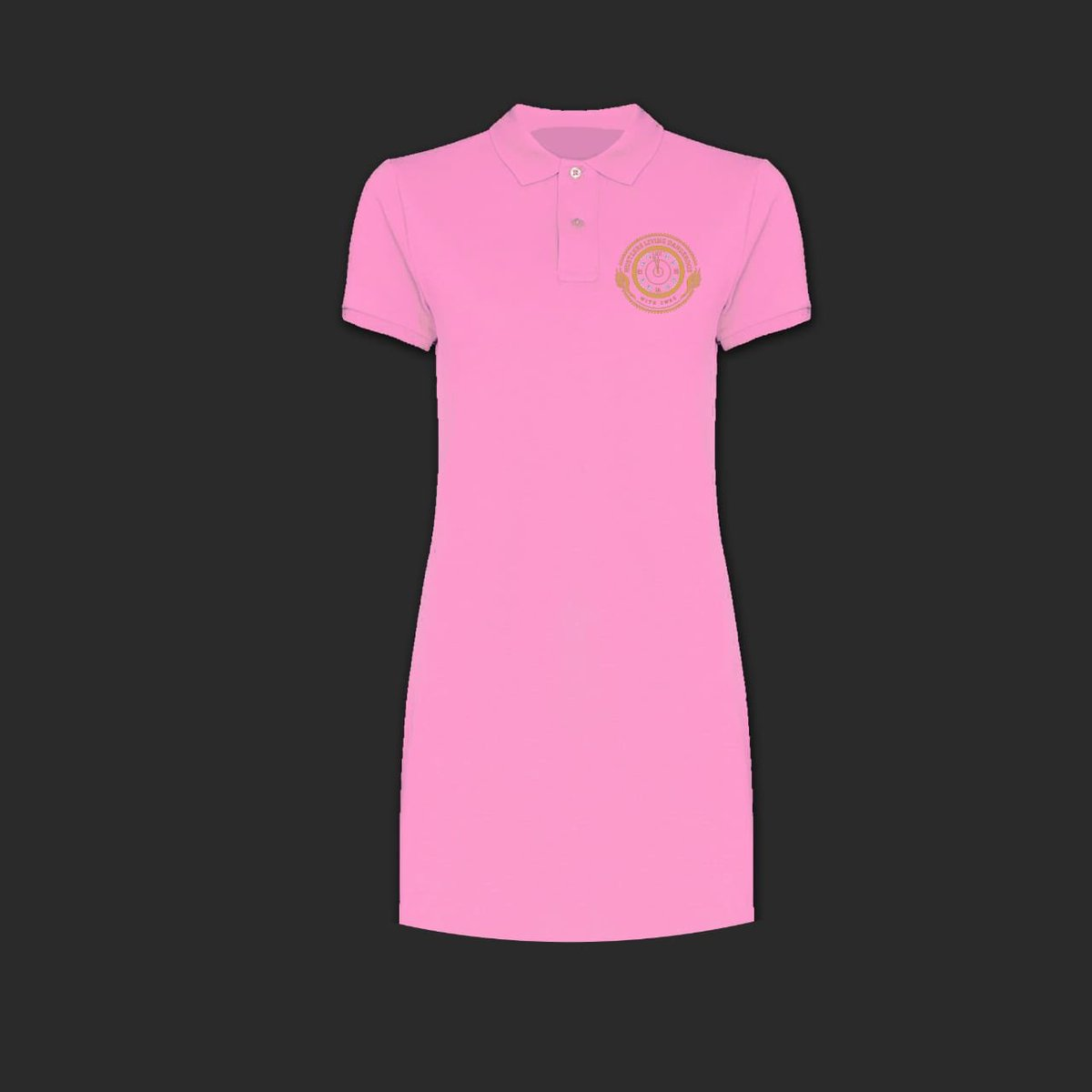 """I have always believed that fashion was not only to make women more beautiful, but also to reassure them, give them confidence."" – Yves Saint Laurent. Hustlers Ladies golf  dress #victorylovespreparation #FridayVibes  <br>http://pic.twitter.com/mhBYfM0azh"