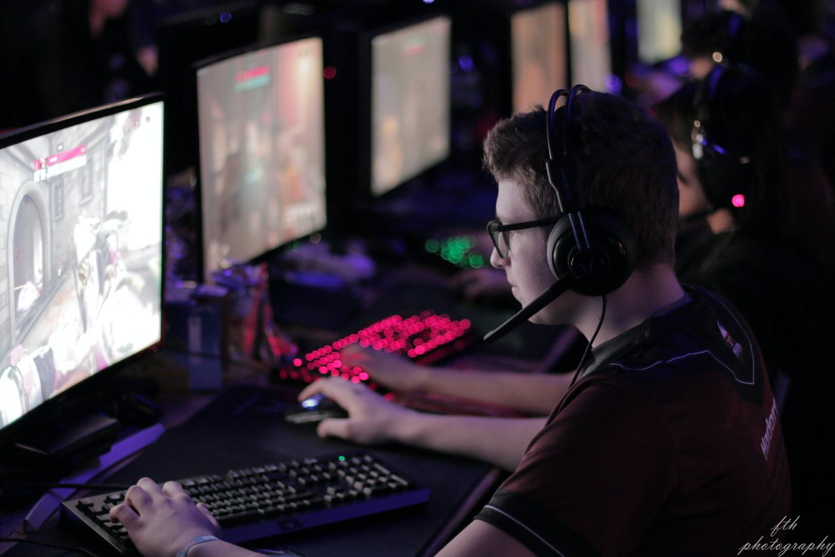 https://t.co/YpsjqrLI1m to hold esports contest for mental health charity https://t.co/xhsoskpfiJ https://t.co/vbxyQeTe61