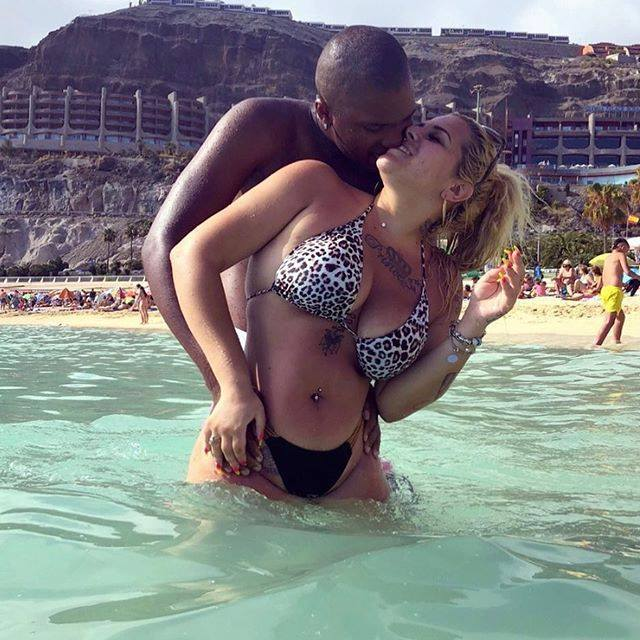 Vacation interracial Interracial Woman