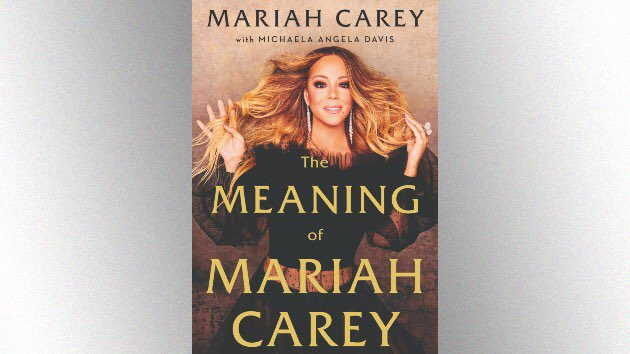 """#LiveMusicTreat  Mariah Carey has announced that her memoir """"The Meaning of Mariah Carey"""" will be released in September 29 this year.  To celebrate, we'll bring you Make it happen performed in 1993 at the Thanksgiving Special for NBC.  #TheGlenzitoSuperDrive https://t.co/SlQm0GyHan"""