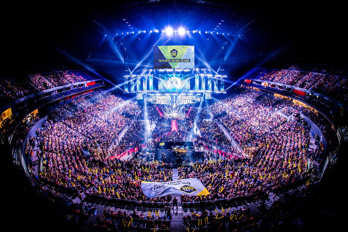 Today would have been the day. For the Cathedral to open.   For the LANXESS to welcome a full arena of roaring fans to #ESLOne Cologne for the 6th year in a row. https://t.co/bNH90A3EFv