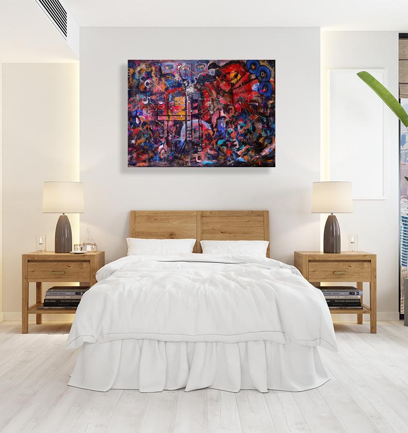 Cloud Nine, acryl on canvas, by the COLLWEB member Sheeba Khan: https://sheeba-khan.collweb.com/ #success #art #abstractart #follow #contemporaryartist #inspiration #life #modernart #artwork #artoftheday #acrylart #contemporaryart #gallery #artwork #contentmarketing #acryl  #COLLWEBpic.twitter.com/tKgyxn8uXU