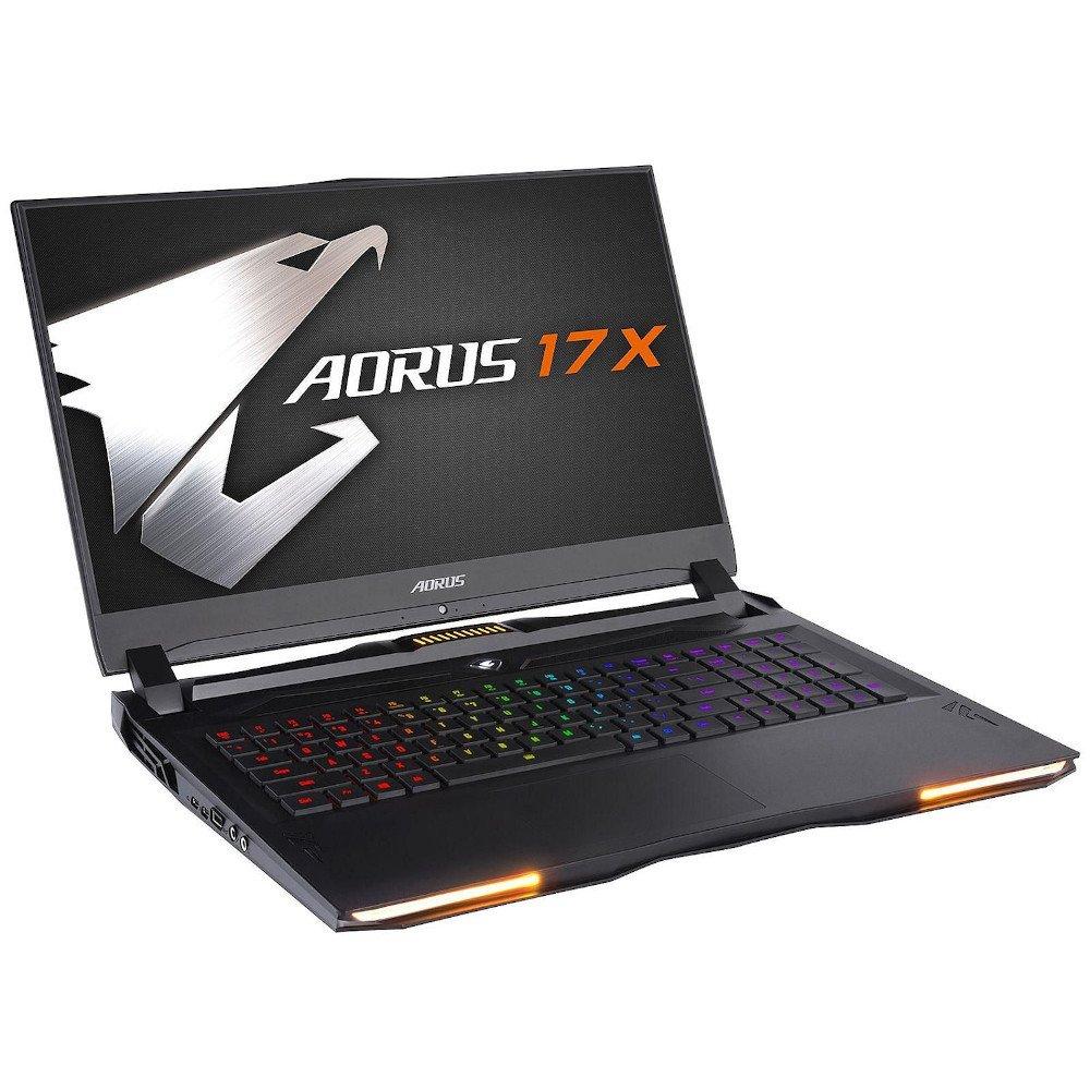 """#Nouveauté J'ai du nouveau en PC Portable Gamer Aorus avec un châssis costaud, équipé d'un clavier mécanique ! 🤓  https://t.co/aMjqDYoKng  🔥 17.3"""" 240 Hz 🔥 i7 10875H / i9 10980HK 🔥 DDR4 16 Go / 32 Go 🔥 RTX 2070 SUPER / 2080 SUPER 🔥 -7% sur les PC Portables Gamer https://t.co/263TO0671Y"""
