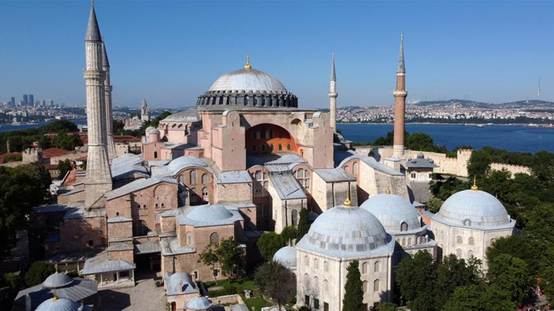 What you need to know about Turkey's Hagia Sophia and the battle to reconvert it to a mosque