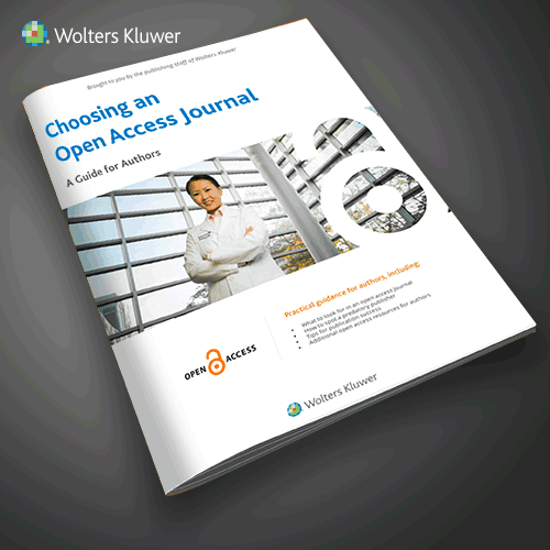 "Authors, we've created a complimentary guide, ""Choosing an Open Access Journal"", to give you practical advice, include:  👨‍⚕️ What to look for in an open access journal 👩‍⚕️ How to spot a predatory publisher  Download it now: https://t.co/UB1CsTOkXP https://t.co/A3vAb1bFuU"