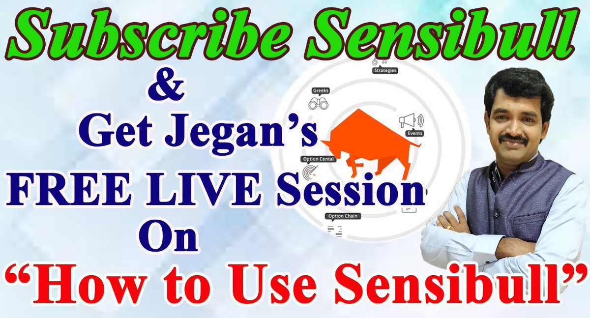 Sensibull FREE LIVE Session – CapitalZone https://t.co/rfrSrEn3qy  Link to subscribe Sensibull, https://t.co/wHCrkJqkFa https://t.co/KKvQoqVzpO