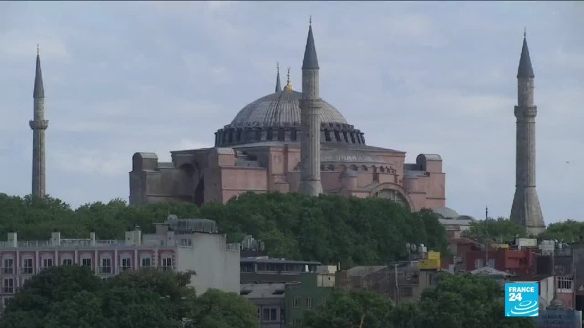 ?? Turkish court clears way for Istanbul's Hagia Sophia museum to revert to a mosque