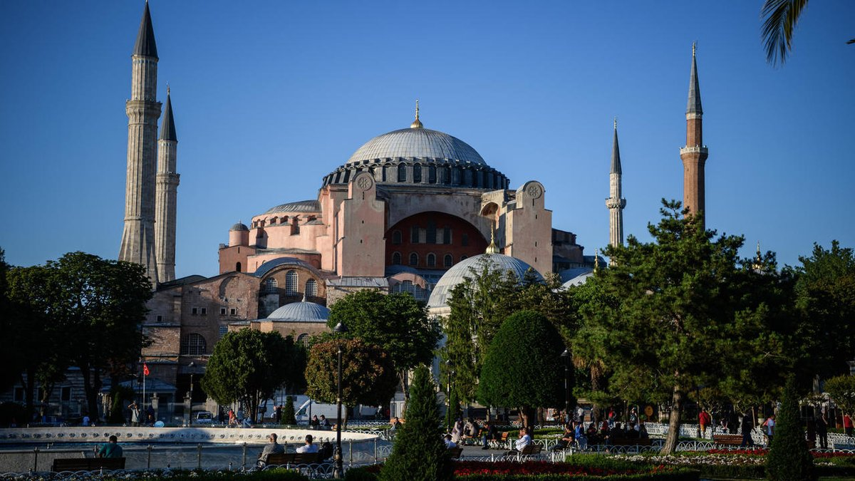 Turkish court paves way to reconverting Hagia Sophia museum into a mosque