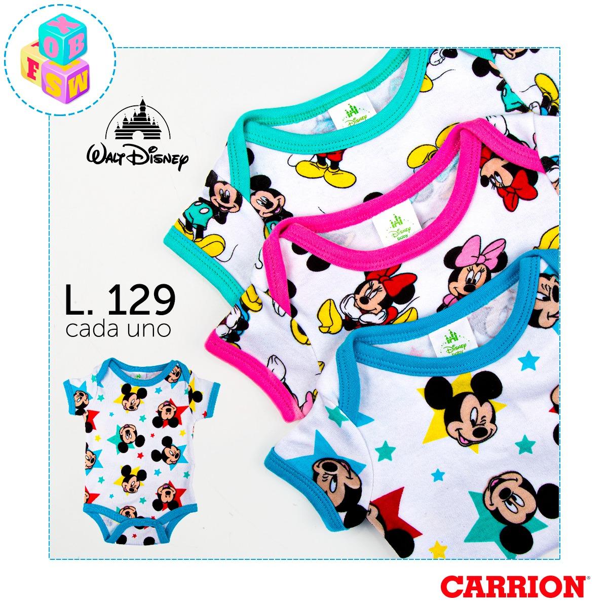 Mamelucos Disney, diferentes colores 🥰 https://t.co/IPcToGYUrB