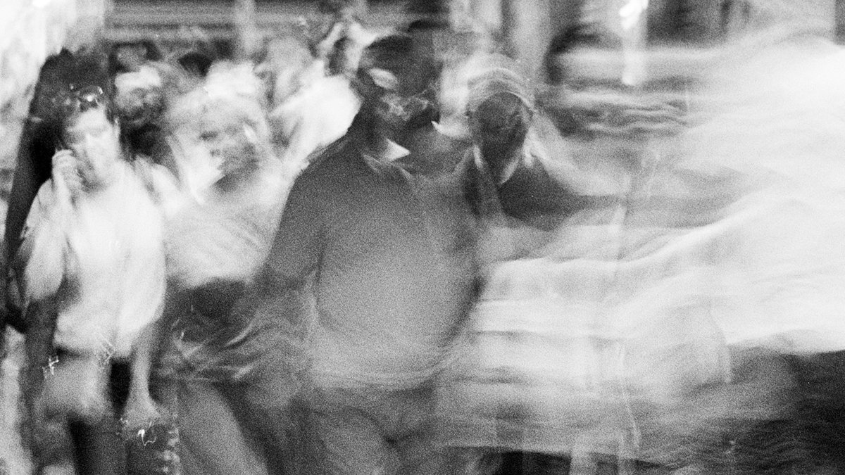 """""""Spectre in the crowd"""". I shoot film in my spare time.  I love film photography https://alexandruart.com/photography/  #filmphotography #art #contemporaryart #contemporaryartist #photographypic.twitter.com/tgWOFH5y2i"""