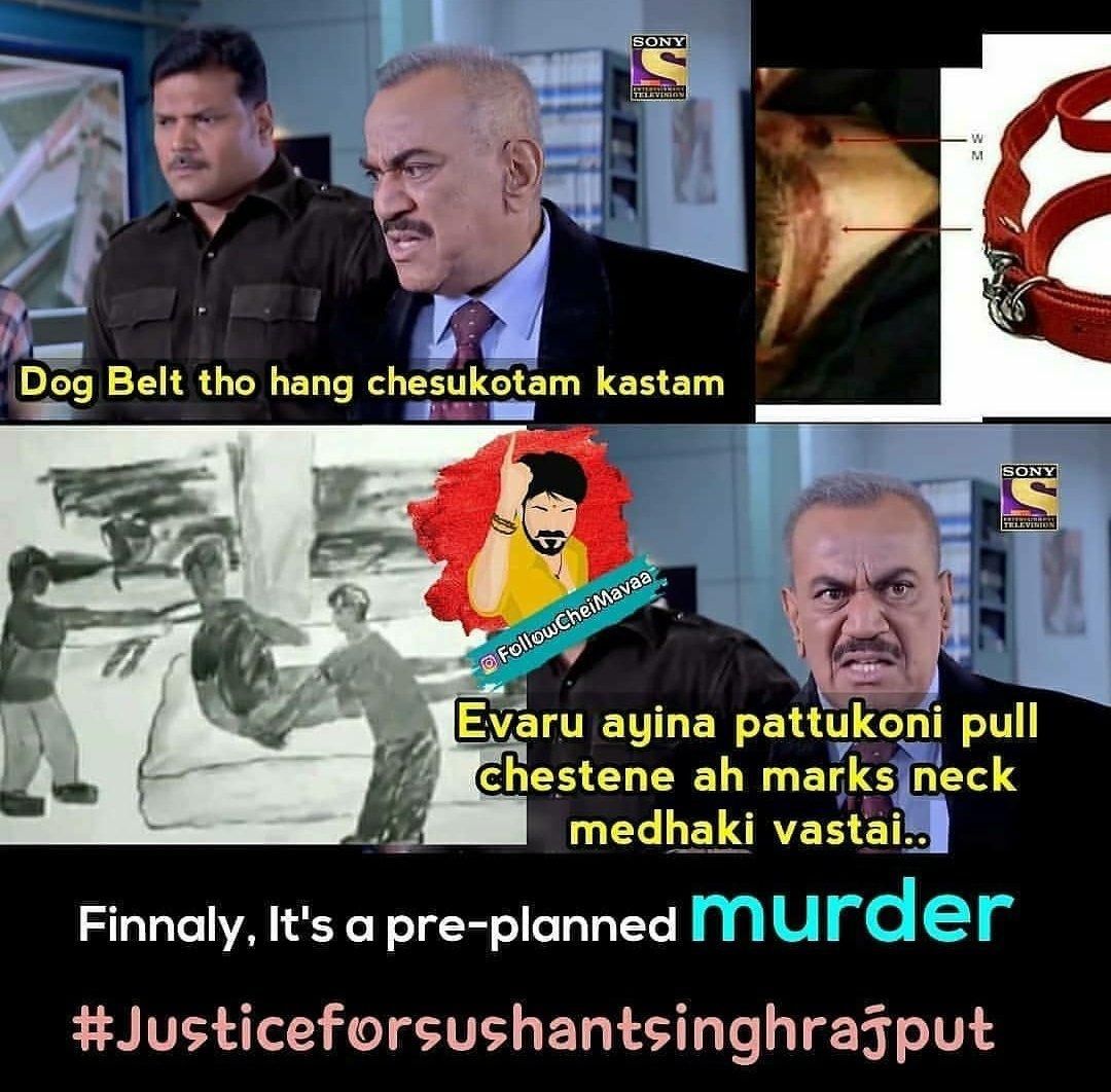 RT @mb_clutz: #justiceforSushanthSinghRajput  #ripsushanthsinghrajput https://t.co/axbNWrjQoq