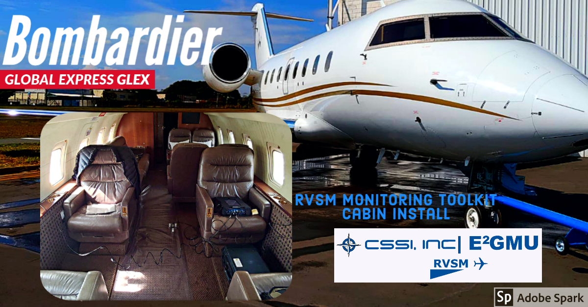 Learn more about our on-demand #RVSM Monitoring Flight Testing Services ✈ https://t.co/grxMuPngFi #bizav #bizjet #GPS #RVSMMonitoring #aviation #pilot #Bombardier #GlobalExpress #GLEX #GL5T #Global5000 https://t.co/YcPfgsxiwX