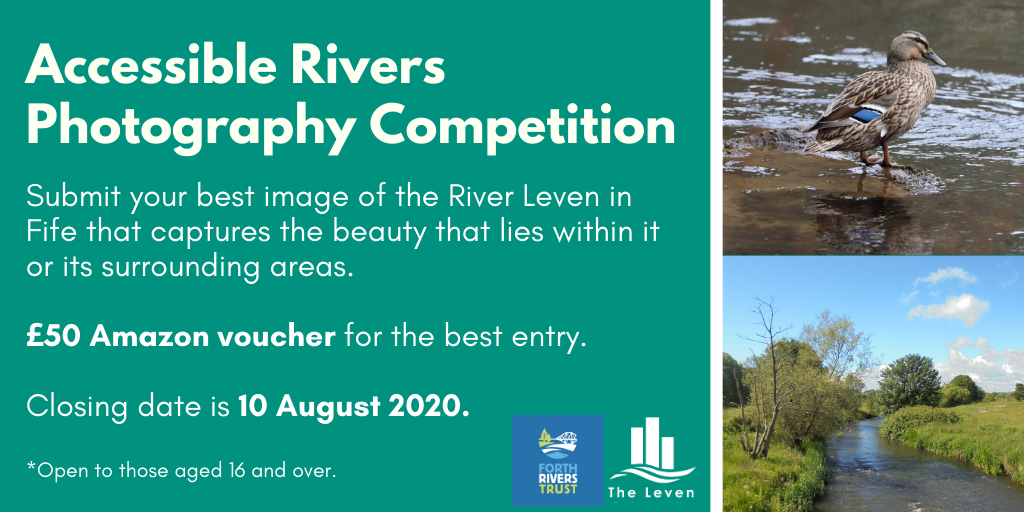 Send us your images that best captures the beauty of the River Leven in Fife. We'll showcase the best entries on our website & social media channels. There's also a £50 voucher for the best image. Submit your entries via our portal ➡️bit.ly/2BmfEmg Happy snapping! 📸