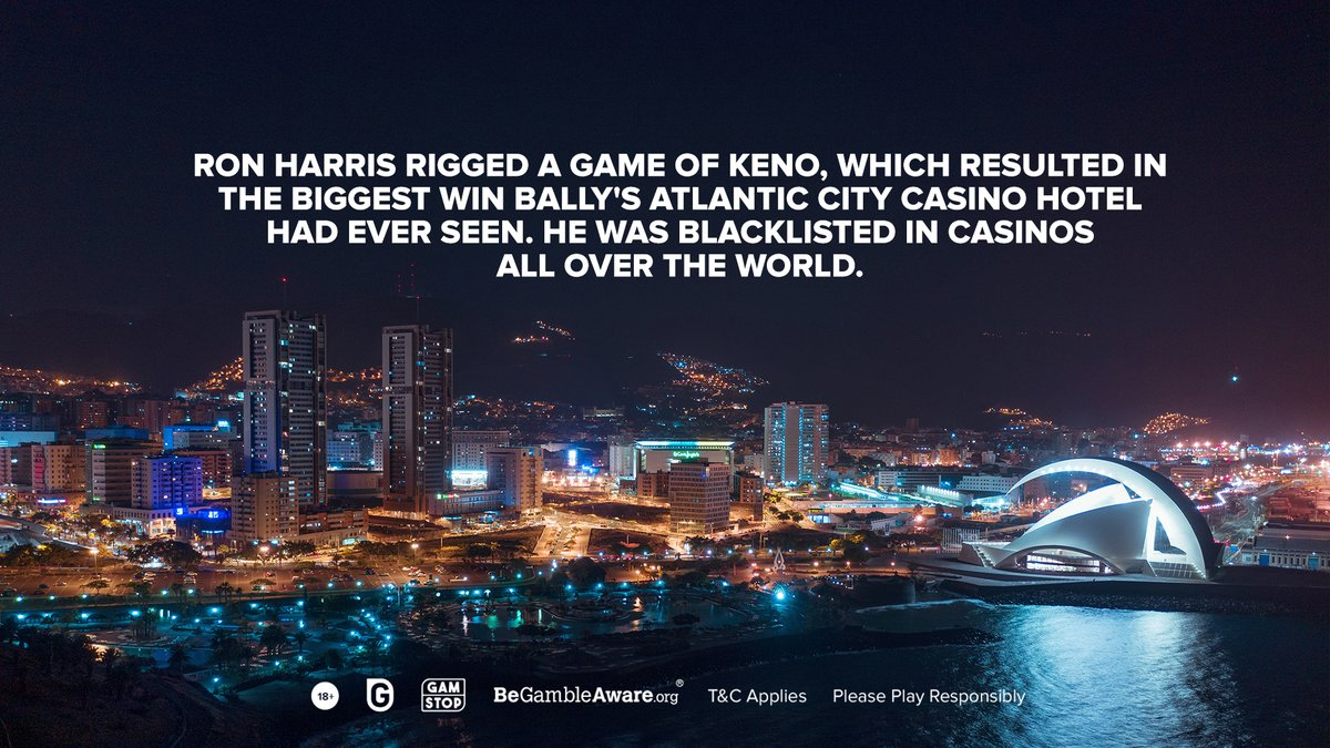 Ron used to be a computer programmer whose job was to find bugs in software installed on computerized casino games. However, he soon realized there was an even more lucrative side to his work; instead of fixing bugs, Ron decided to tweak the machines to his benefit.  #funfacts https://t.co/7ahgwWx2WX