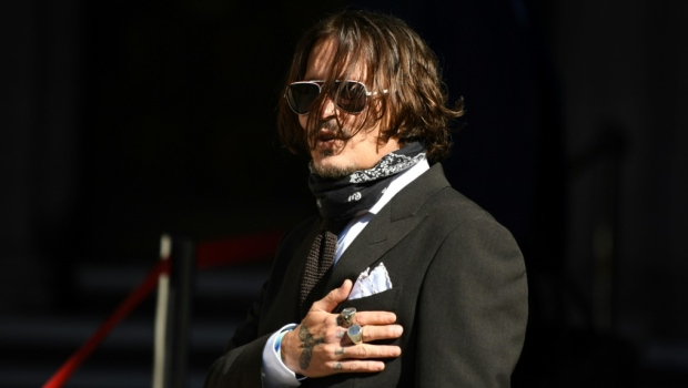 Johnny Depp says wife-beating claim made him 'Quasimodo'