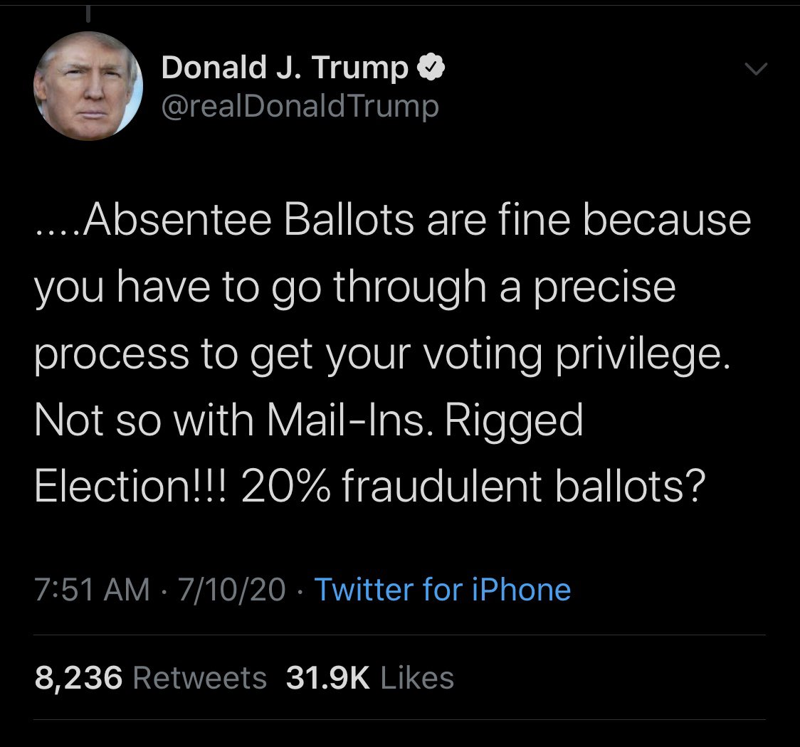 Totally false. Voting misinformation. @Twitter