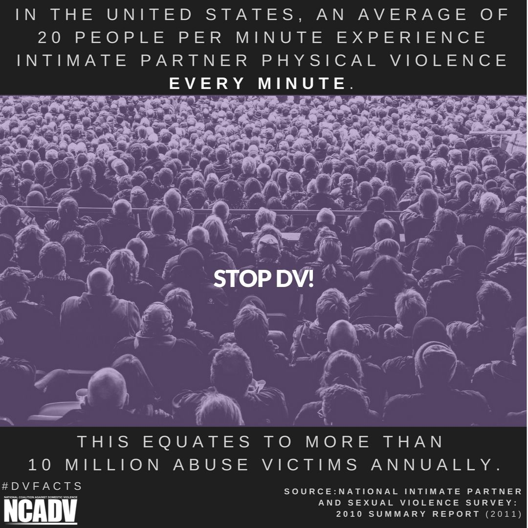 The #COVID19 health crisis has taken a tremendous toll on victims of domestic violence. #DVFacts  If you suspect that a friend or neighbor is being abused, you can help.  Call the Nat'l DV Hotline at  800-799-7233 or Text: LOVEIS to 1-866-331-9474  https://t.co/GC5YDHApZT https://t.co/QckH5E7InP