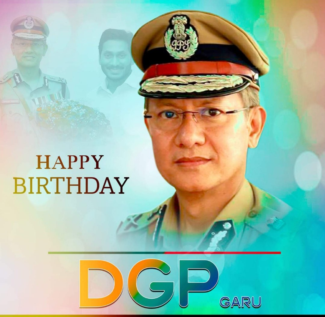 Many More Happy Returns Of The Day Sir @dgpapofficial pic.twitter.com/VCVdDcsTaV