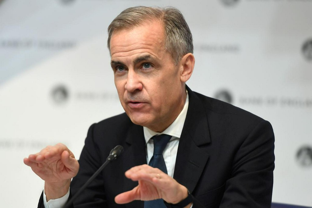 Carney calls for more climate action from world's stock exchanges