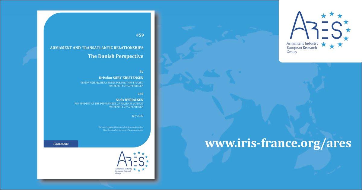 📍Armament and Transatlantic Relationships: THE DANISH PERSPECTIVE   New #AresGroup by Kristian SØBY KRISTENSEN & @nielsbyrjalsen from the @MilstudiesCPH @uni_copenhagen  🇩🇰 https://t.co/v0iXgLtmKk https://t.co/3kc8eSlRG7