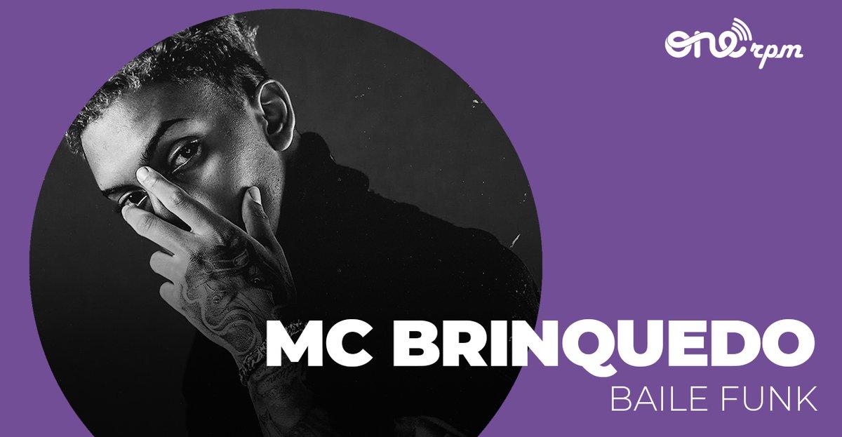 """O novo álbum """"Único"""", do #mcbrinquedooficiial, está disponível em todas as plataformas digitais. 🔥👏 O lançamento é destaque absoluto na playlist #BaileFunk.  Escute agora: https://t.co/V65ARDUhSV https://t.co/r9a2MIY5mx"""