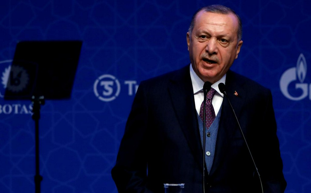 Erdogan to give speech after Hagia Sophia ruling