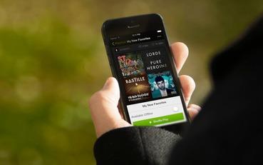 #Spotify