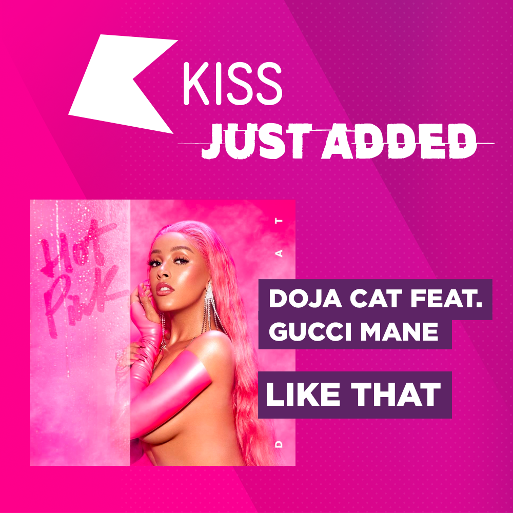 ⚡ JUST ADDED TO THE PLAYLIST ⚡  💿 @DojaCat ft @gucci1017 - Like That 💿 @DUALIPA - Hallucinate 💿 @harrisonlive - Praise You 💿 @POPSMOKE10 ft. @50cent @RoddyRicch - The Woo  #NewMusicFriday  🔊https://t.co/JTFXCrNAnq https://t.co/IVAL2kjtSL
