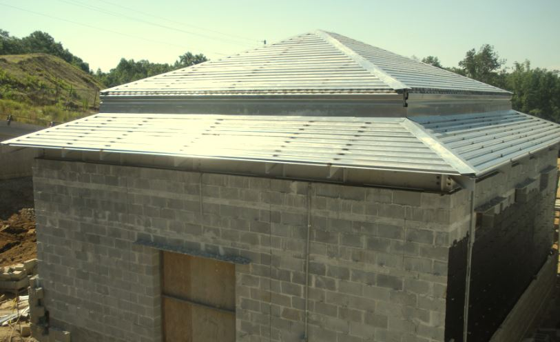 DWM completes new roof with the expansion of Snapfinger Wastewater Treatment Plant. http://ow.ly/ndxd50AhvTG  | #DWMCares | #WasteWaterTreatment | #Watermatterspic.twitter.com/0LgMkXQ24Y