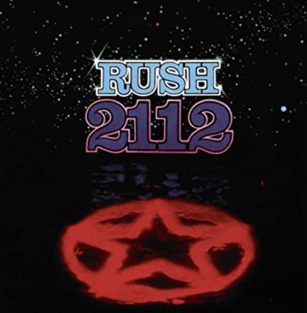 Albums from 1976:   Rush- 2112   #Rush #Album pic.twitter.com/e2378hnFH3