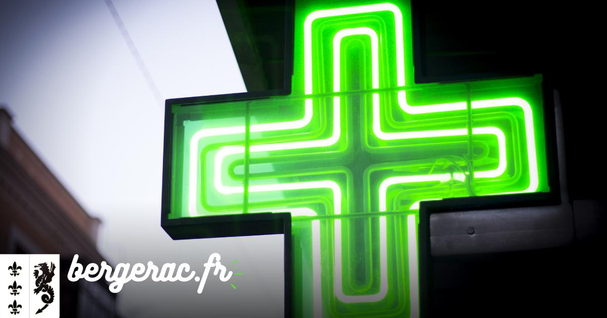 Le saviez-vous : retrouvez sur notre site internet les pharmacies de garde du week-end et des jours fériés à #Bergerac. Rendez-vous ici > https://t.co/TlcL3Wr1FZ https://t.co/DKBXalDShI